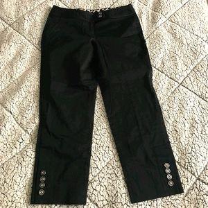 White House Black Market Capris Pants